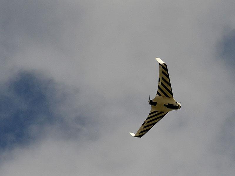 X8 - UAV do LSTS